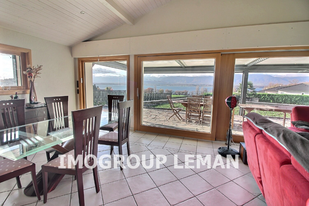 Vente Maison de 5 pièces 120 m² - CHENS SUR LEMAN 74140   IMOGROUP DOUVAINE - IMOGROUP photo5