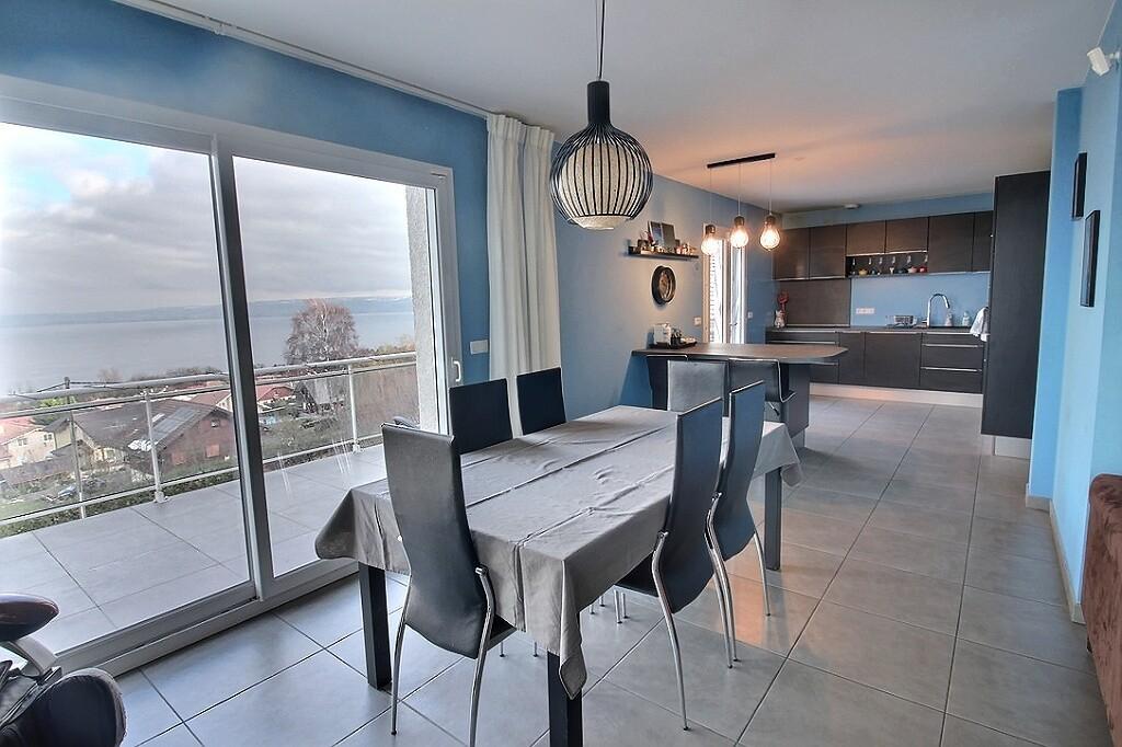 Vente Maison de 5 pièces 142 m² - PUBLIER 74500 | IMOGROUP THONON LES BAINS - IMOGROUP photo1