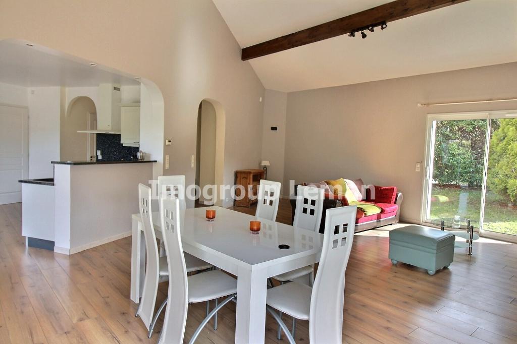 Vente Maison de 5 pièces 145 m² - CHENS SUR LEMAN 74140 | IMOGROUP CHENE BOURG GENEVE - IMOGROUP photo1