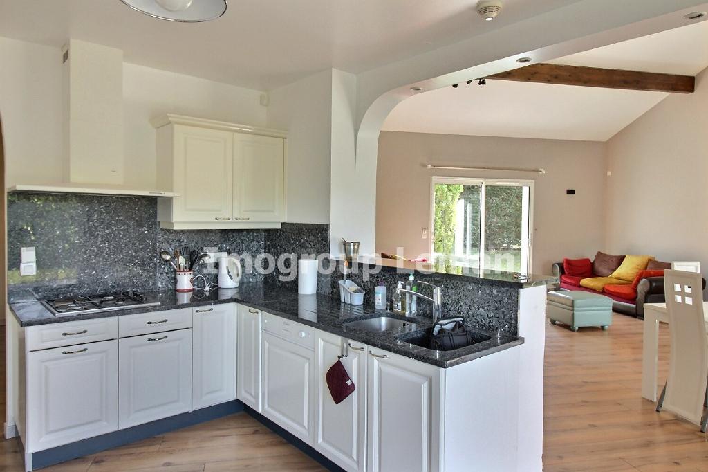 Vente Maison de 5 pièces 145 m² - CHENS SUR LEMAN 74140 | IMOGROUP CHENE BOURG GENEVE - IMOGROUP photo2