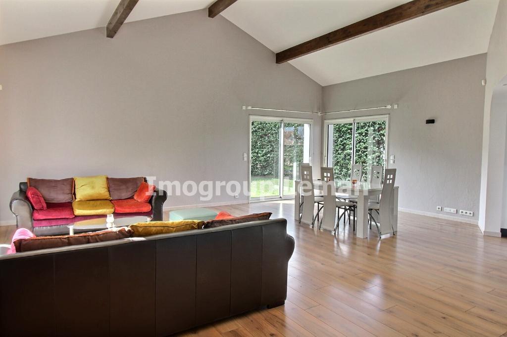 Vente Maison de 5 pièces 145 m² - CHENS SUR LEMAN 74140 | IMOGROUP CHENE BOURG GENEVE - IMOGROUP photo3