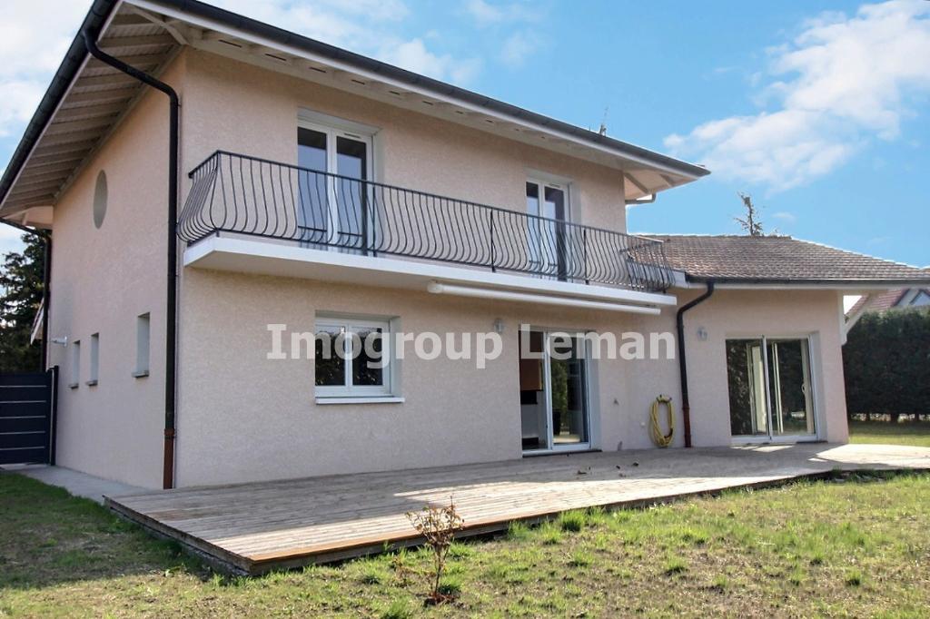 Vente Maison de 5 pièces 145 m² - CHENS SUR LEMAN 74140 | IMOGROUP CHENE BOURG GENEVE - IMOGROUP photo4