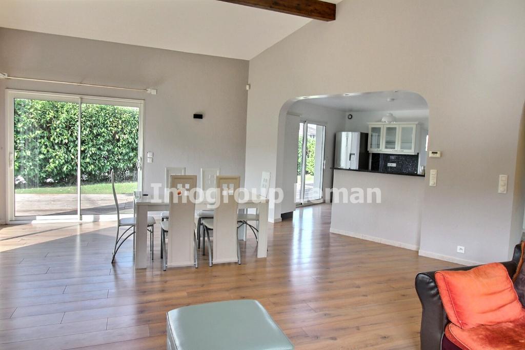Vente Maison de 5 pièces 145 m² - CHENS SUR LEMAN 74140 | IMOGROUP CHENE BOURG GENEVE - IMOGROUP photo5