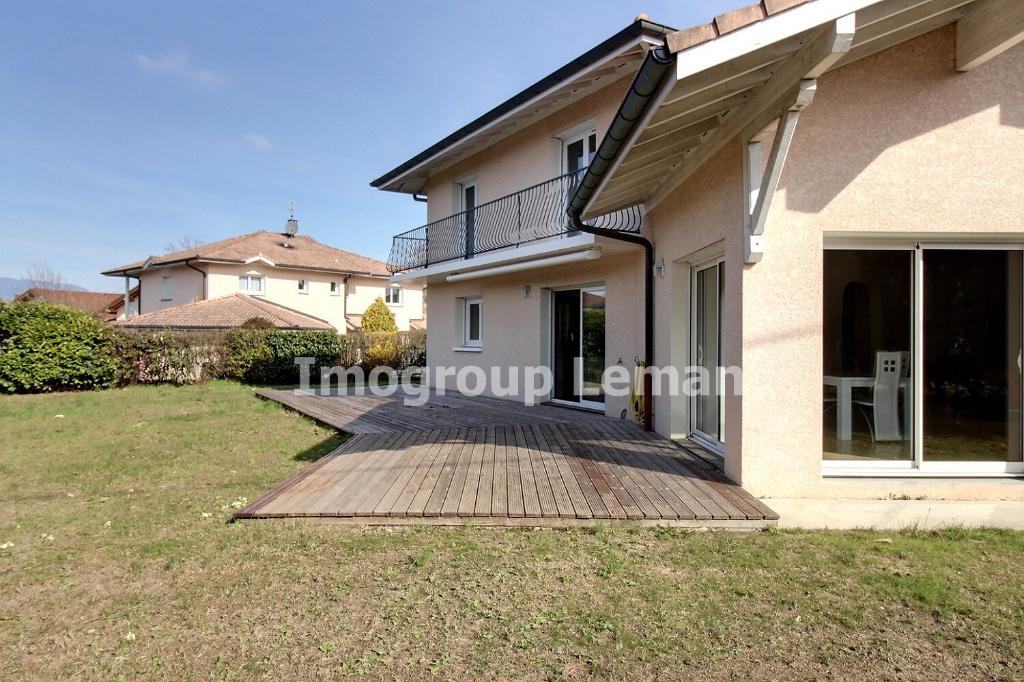 Vente Maison de 5 pièces 145 m² - CHENS SUR LEMAN 74140 | IMOGROUP CHENE BOURG GENEVE - IMOGROUP photo6