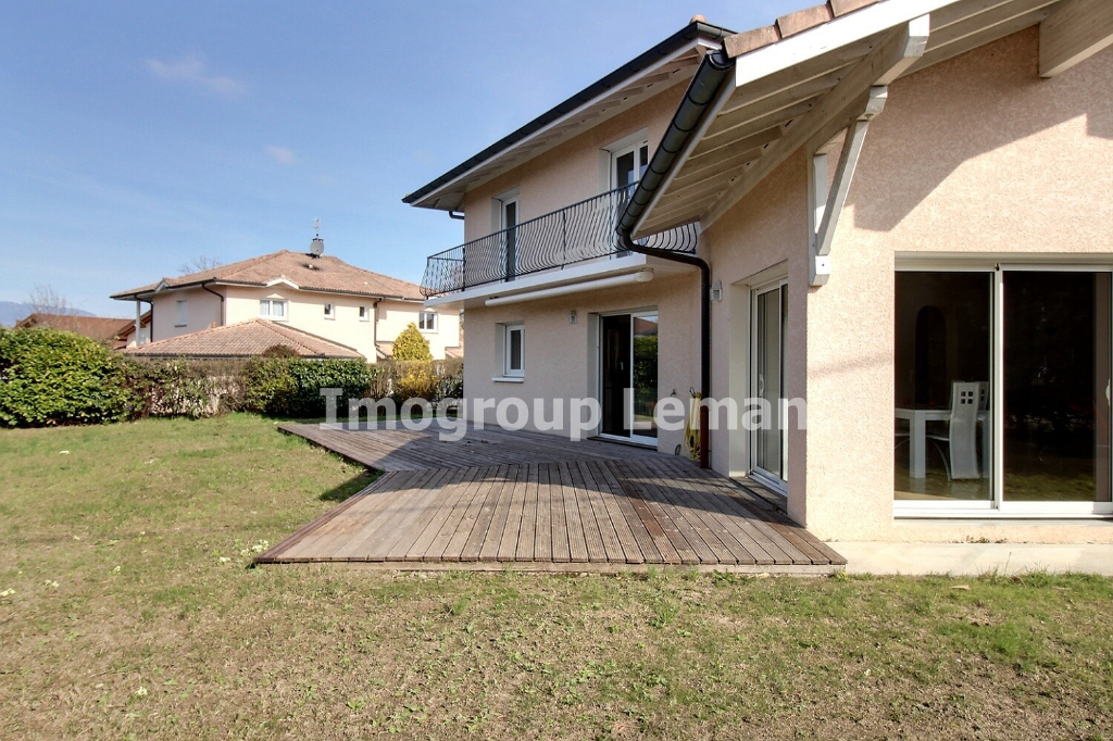 Vente Maison de 5 pièces 145 m² - CHENS SUR LEMAN 74140   IMOGROUP DOUVAINE - IMOGROUP photo6