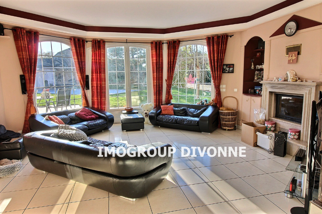Vente Maison de 9 pièces 270 m² - DIVONNE LES BAINS 01220   IMOGROUP DOUVAINE - IMOGROUP photo2