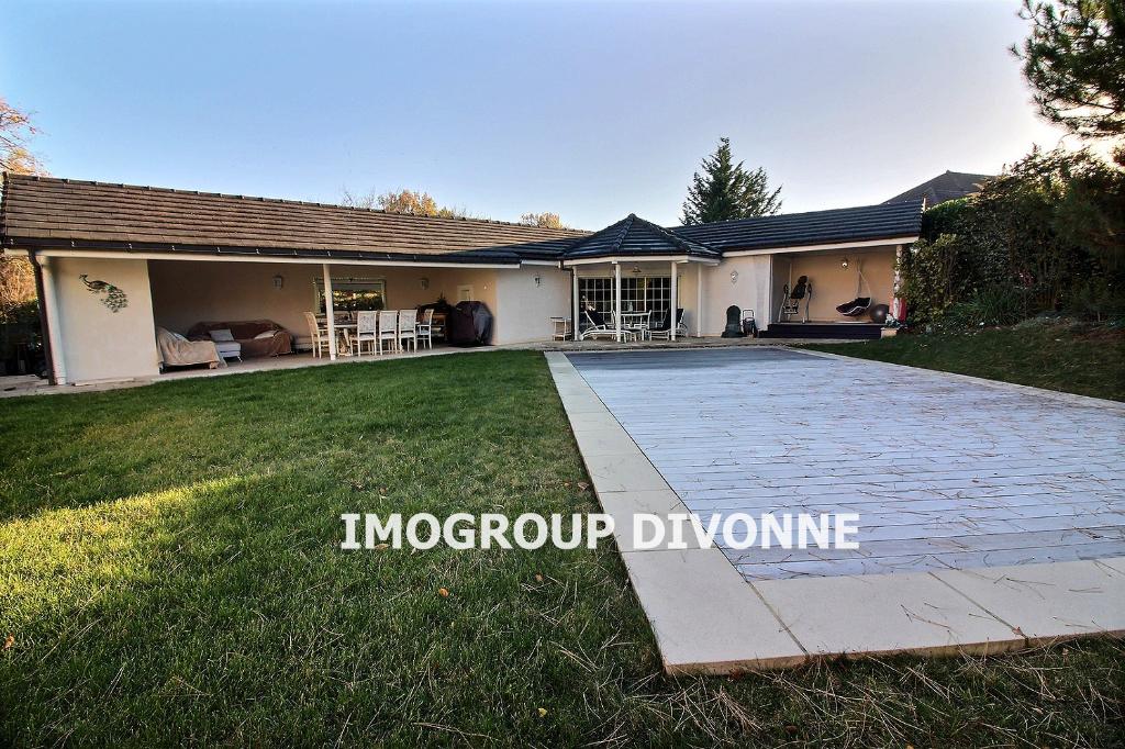 Vente Maison de 9 pièces 270 m² - DIVONNE LES BAINS 01220   IMOGROUP DOUVAINE - IMOGROUP photo5