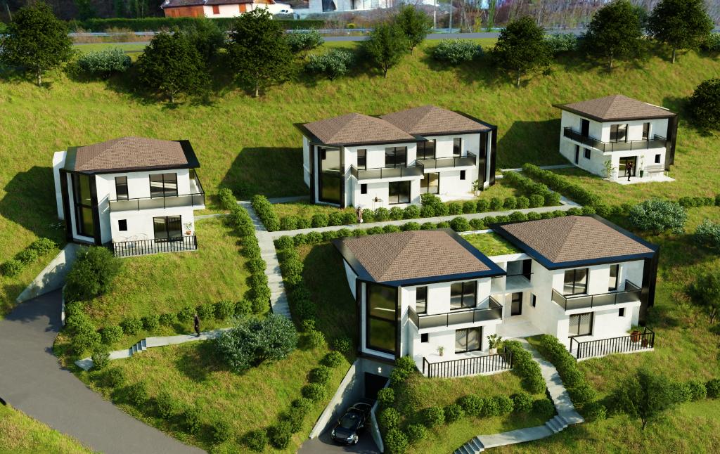 Vente Maison de 5 pièces 128 m² - EVIAN LES BAINS 74500   IMOGROUP EVIAN - IMOGROUP photo2