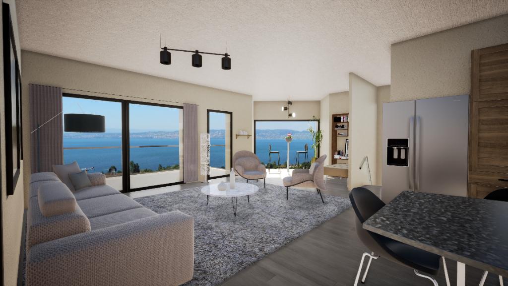 Vente Maison de 5 pièces 128 m² - EVIAN LES BAINS 74500   IMOGROUP EVIAN - IMOGROUP photo4
