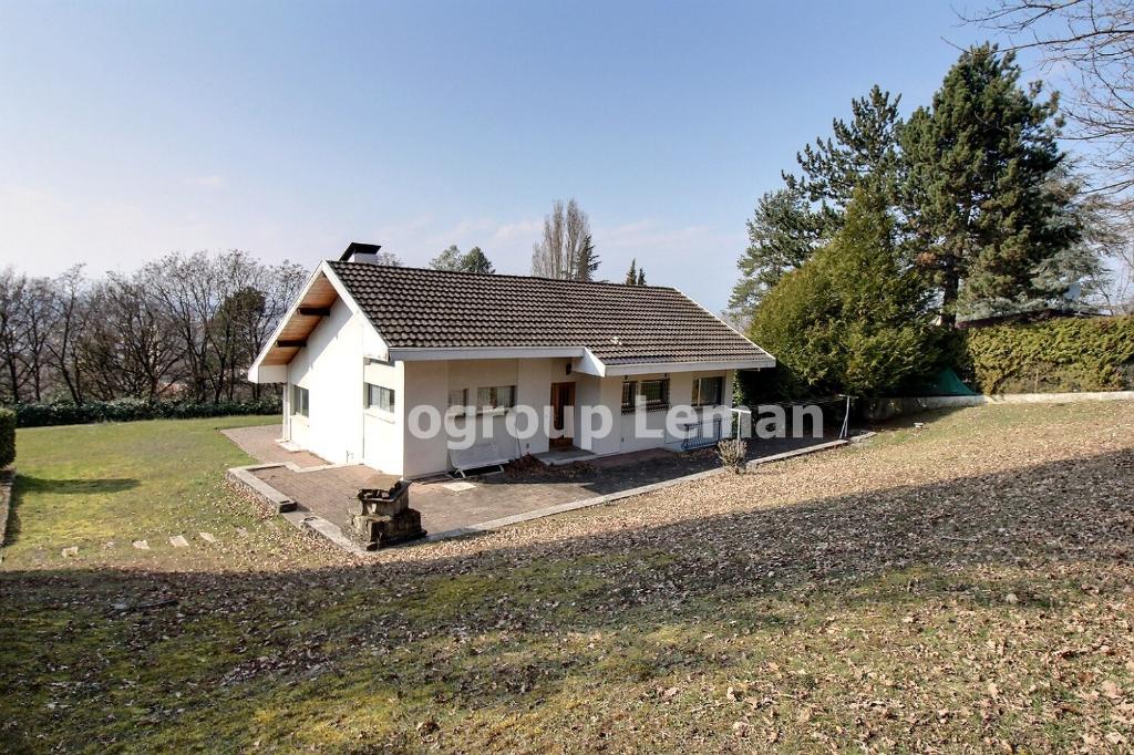 Vente Maison de 6 pièces 153 m² - VETRAZ MONTHOUX 74100 | IMOGROUP CHENE BOURG GENEVE - IMOGROUP photo1