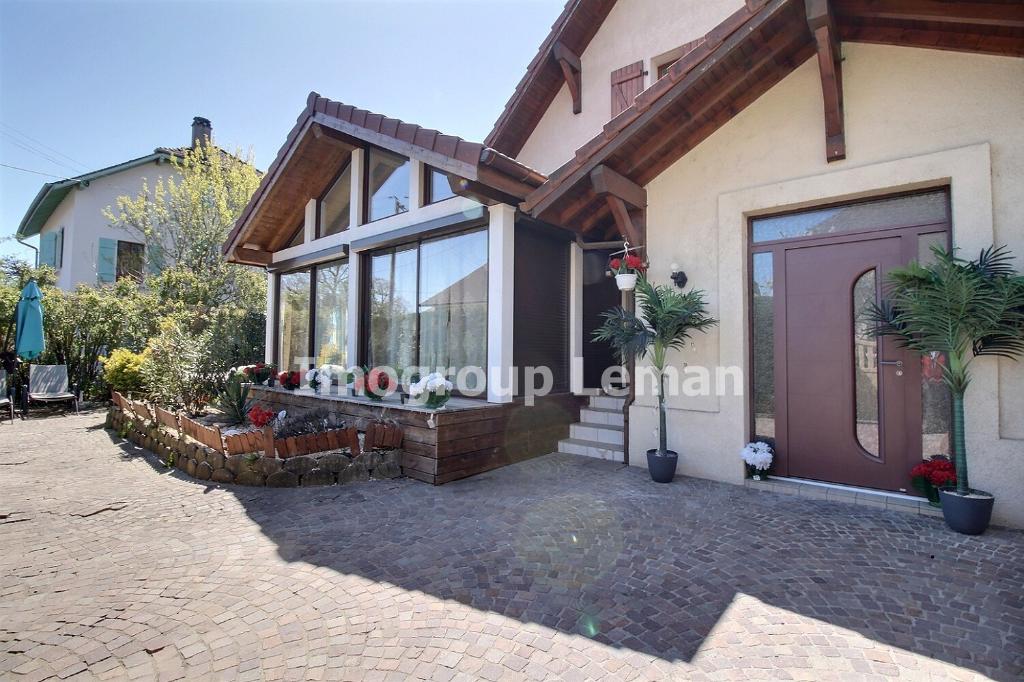 Vente Maison de 6 pièces 150 m² - AMBILLY 74100 | IMOGROUP CHENE BOURG GENEVE - IMOGROUP photo1