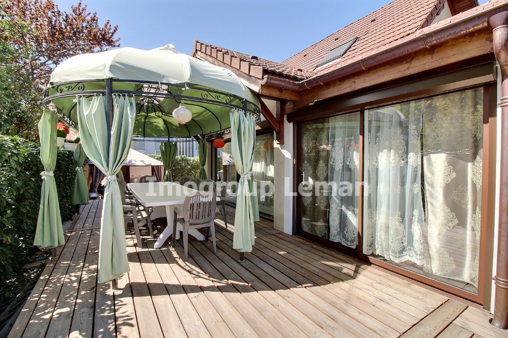 Vente Maison de 6 pièces 150 m² - AMBILLY 74100 | IMOGROUP CHENE BOURG GENEVE - IMOGROUP photo2