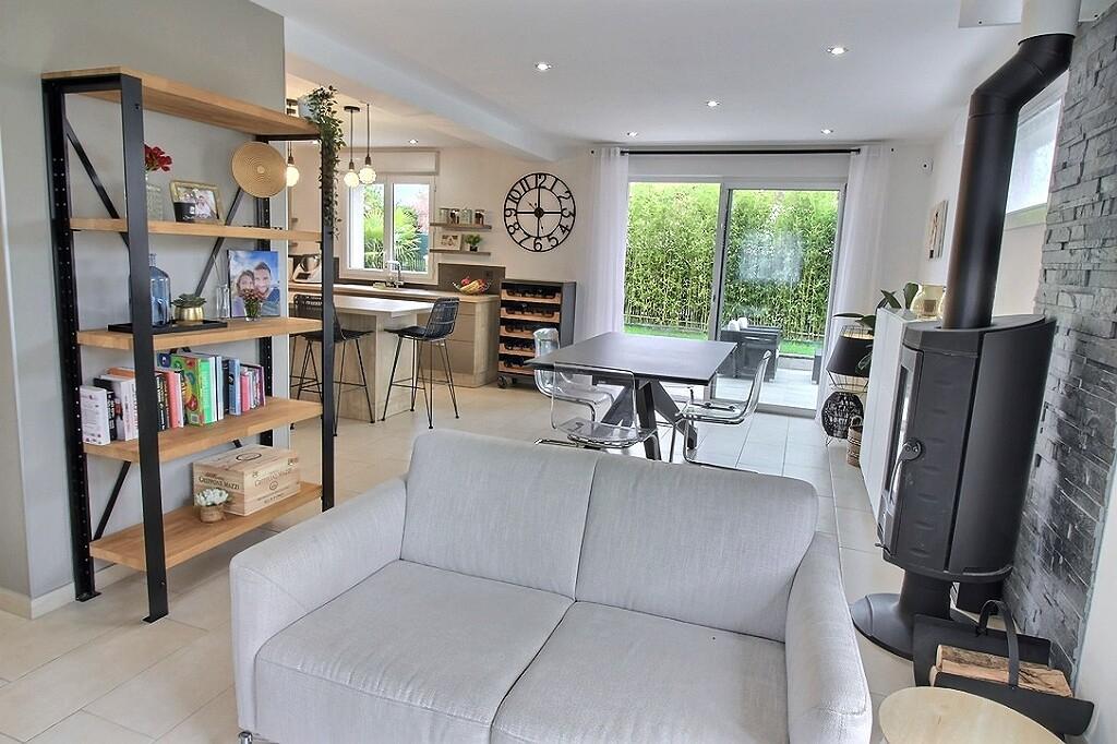 Vente Maison de 5 pièces 128 m² - DOUVAINE 74140   IMOGROUP DOUVAINE - IMOGROUP photo2