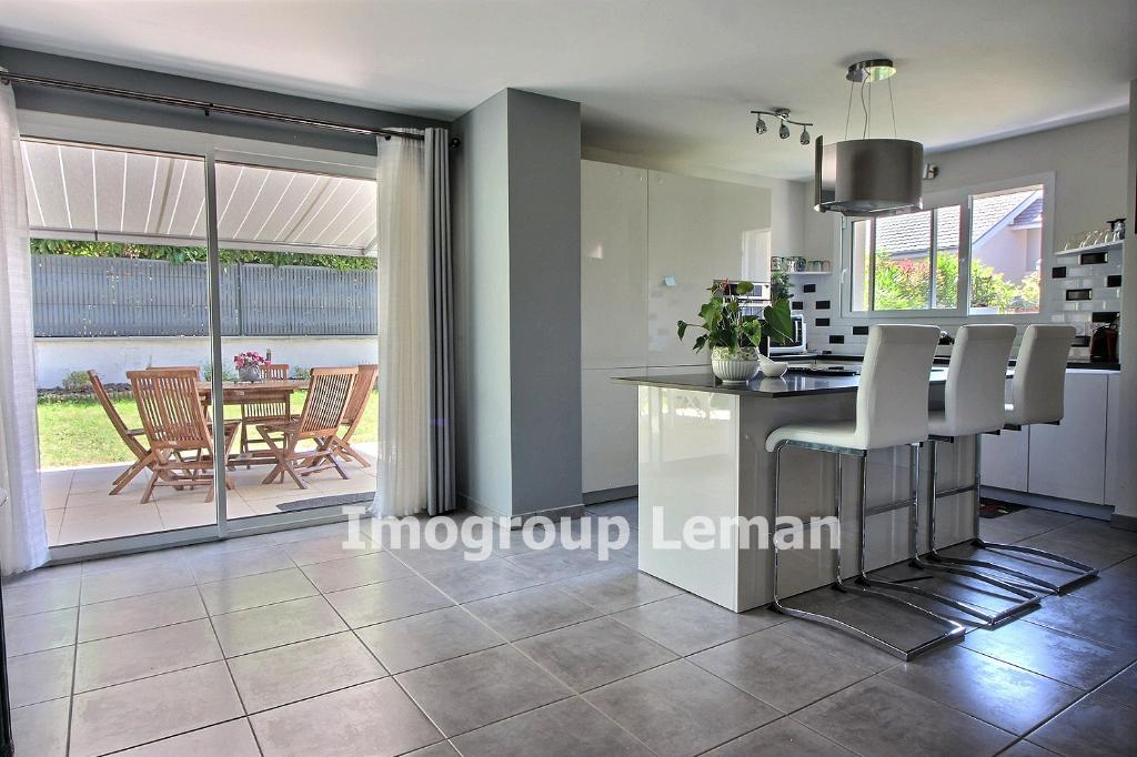 Vente Maison de 4 pièces 105 m² - SCIEZ 74140 | IMOGROUP DOUVAINE - IMOGROUP photo2
