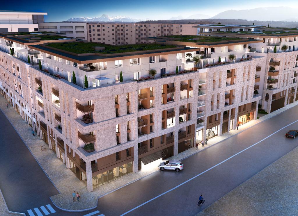 Vente Programme Neuf de 1 pièces 29 m² - THONON LES BAINS 74200 | IMOGROUP THONON LES BAINS - IMOGROUP photo1
