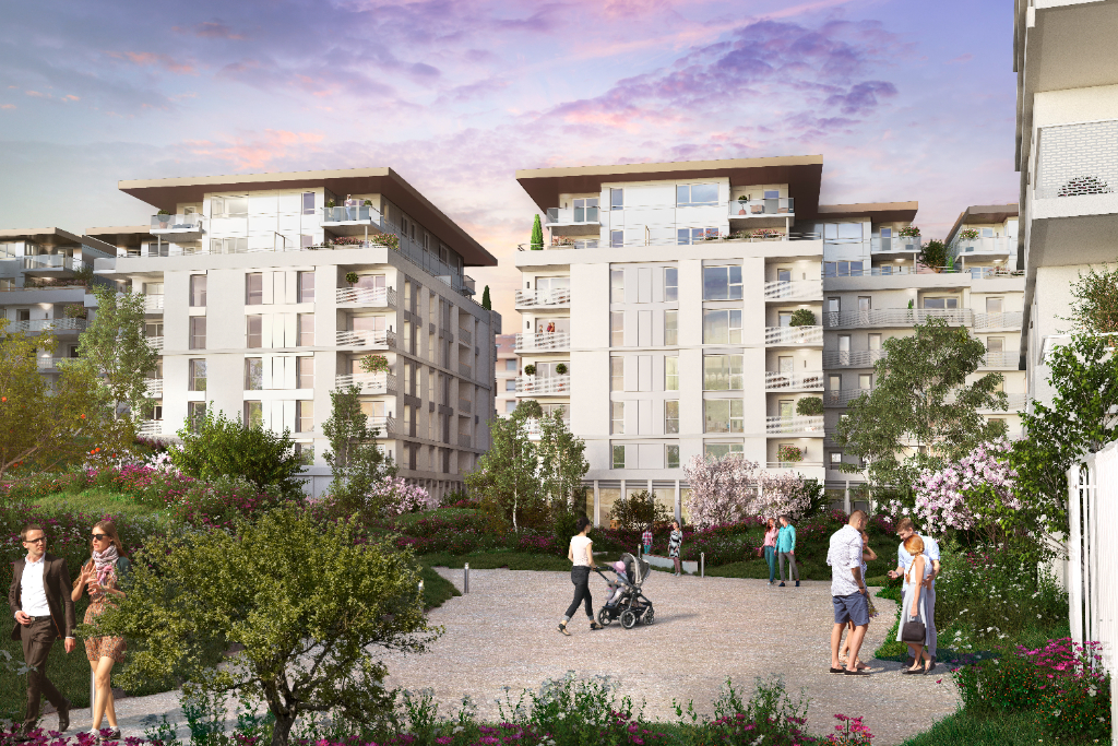 Vente Appartement de 1 pièces 30 m² - THONON LES BAINS 74200 | IMOGROUP THONON LES BAINS - IMOGROUP photo1