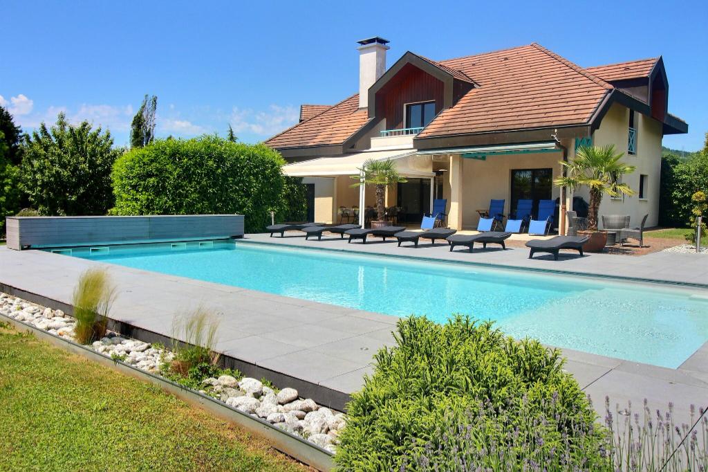 Vente Maison de 10 pièces 422 m² - MARCELLAZ 74250 | IMOGROUP DOUVAINE - IMOGROUP photo1