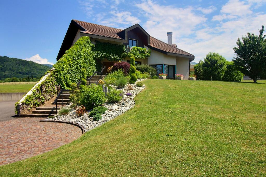 Vente Maison de 10 pièces 422 m² - MARCELLAZ 74250 | IMOGROUP DOUVAINE - IMOGROUP photo2