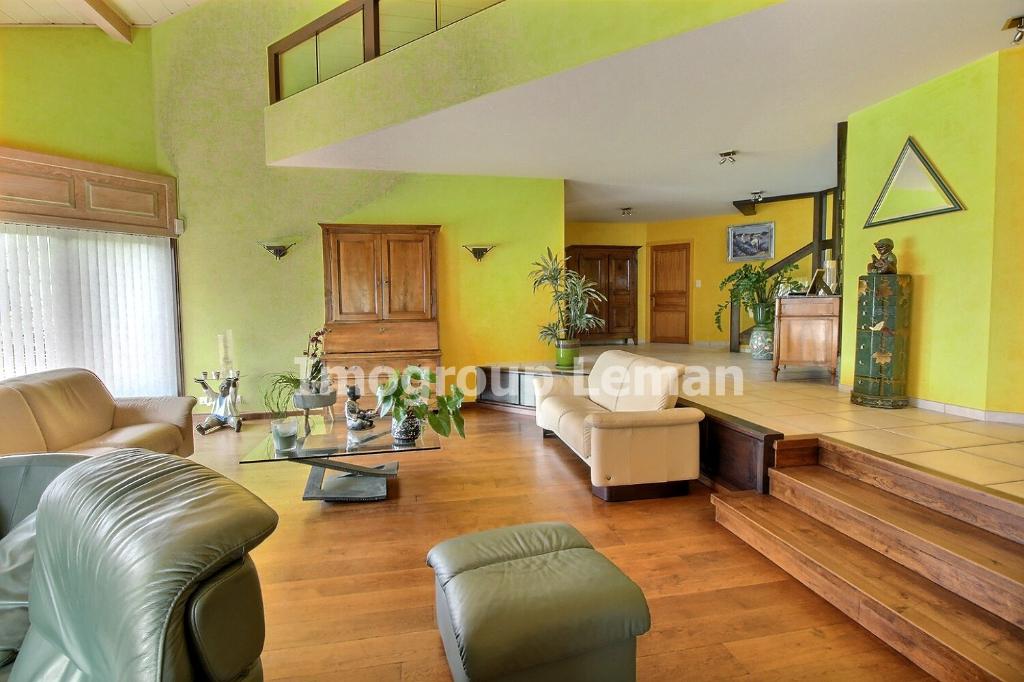 Vente Maison de 10 pièces 422 m² - MARCELLAZ 74250 | IMOGROUP DOUVAINE - IMOGROUP photo4