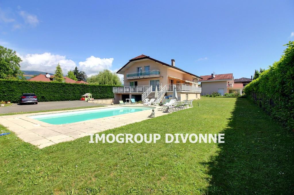 Vente Maison de 7 pièces 320 m² - DIVONNE LES BAINS 01220 | IMOGROUP DIVONNE LES BAINS - IMOGROUP photo5
