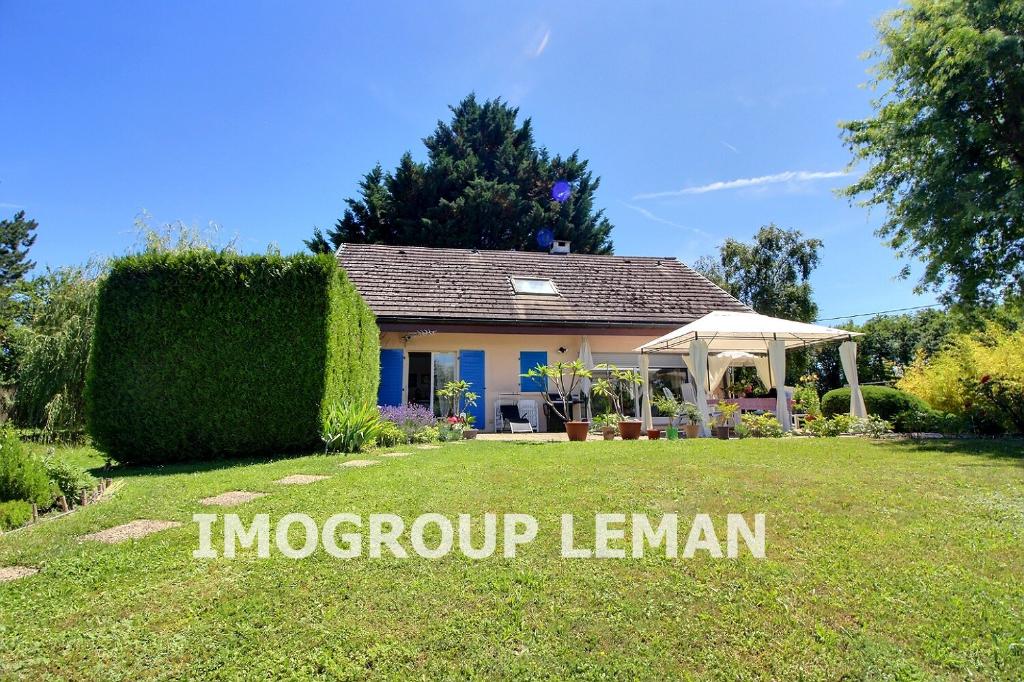 Vente Maison de 5 pièces 152 m² - MESSERY 74140   IMOGROUP DOUVAINE - IMOGROUP photo1