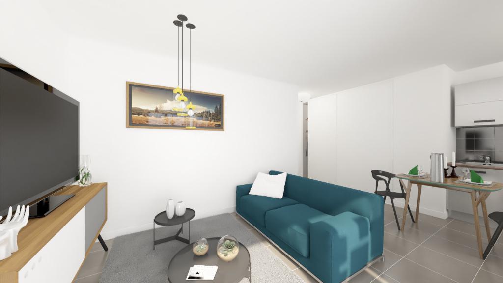 Vente Appartement de 1 pièces 31 m² - THONON LES BAINS 74200   IMOGROUP THONON LES BAINS - IMOGROUP photo1
