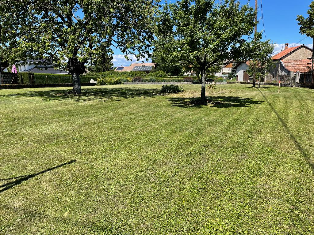 Vente Terrain de 916 m² - FETERNES 74500   IMOGROUP EVIAN - IMOGROUP photo1