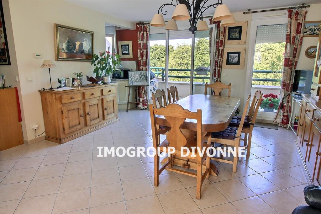 Vente Appartement de 5 pièces 117 m² - DIVONNE LES BAINS 01220 | IMOGROUP DIVONNE LES BAINS - IMOGROUP photo2