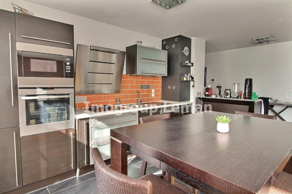 Vente Appartement de 3 pièces 72 m² - ANNEMASSE 74100 | IMOGROUP DOUVAINE - IMOGROUP photo1