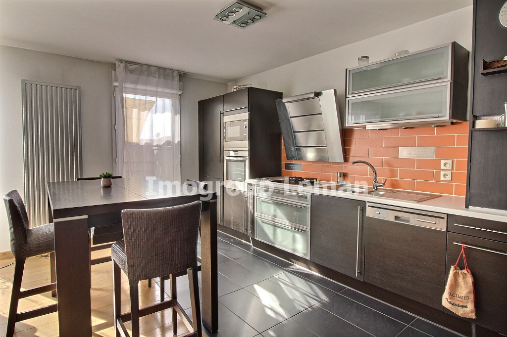 Vente Appartement de 3 pièces 72 m² - ANNEMASSE 74100 | IMOGROUP CHENE BOURG GENEVE - IMOGROUP photo1