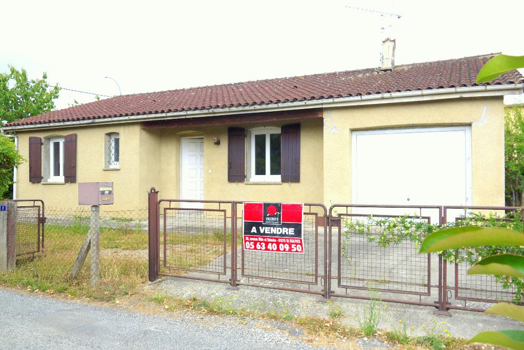 Vente Maison de 4 pièces 95 m² - LAVAUR 81500 | IMOGROUP ST SULPICE - IMOGROUP photo1