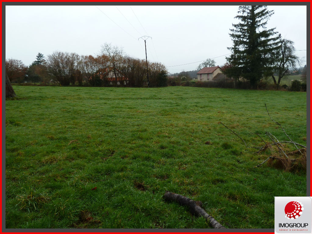 Vente Terrain de 1829 m² - LE BREUIL 03120 | IMOGROUP LAPALISSE - IMOGROUP photo1