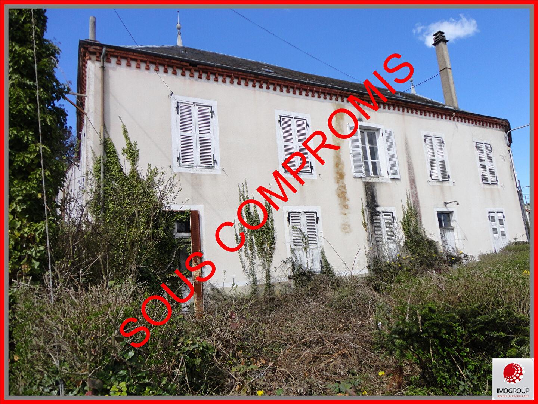 Vente Maison de 7 pièces 190 m² - ARFEUILLES 03120 | IMOGROUP LAPALISSE - IMOGROUP photo1