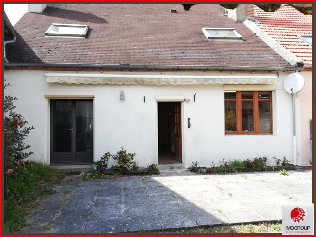 Vente Maison de 5 pièces 110 m² - JALIGNY SUR BESBRE 03220 | IMOGROUP LAPALISSE - IMOGROUP photo1