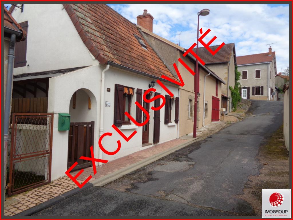 Vente Maison de 3 pièces 55 m² - LAPALISSE 03120 | IMOGROUP LAPALISSE - IMOGROUP photo2
