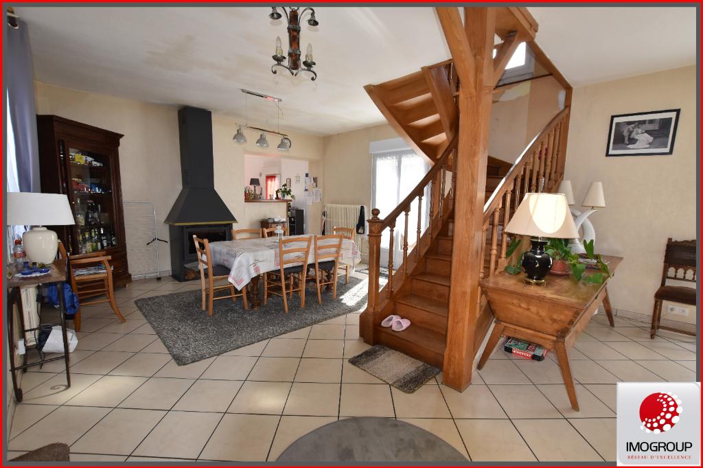 Vente Maison de 8 pièces 145 m² - DOMPIERRE SUR BESBRE 03290 | IMOGROUP LAPALISSE - IMOGROUP photo3