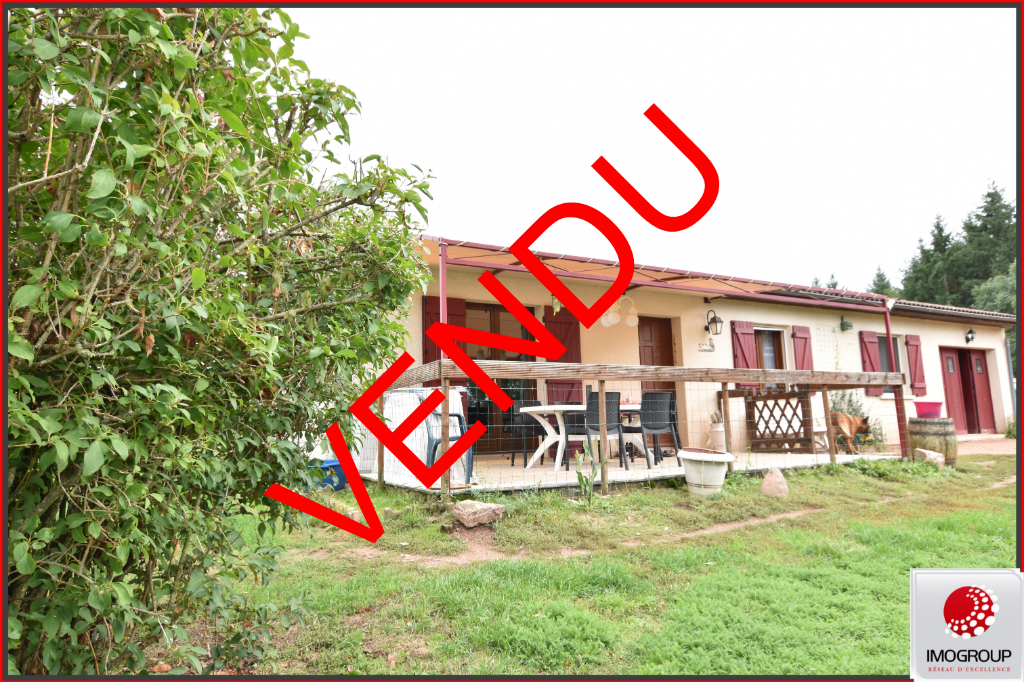 Vente Maison de 6 pièces 102 m² - LAPALISSE 03120   IMOGROUP LAPALISSE - IMOGROUP photo1