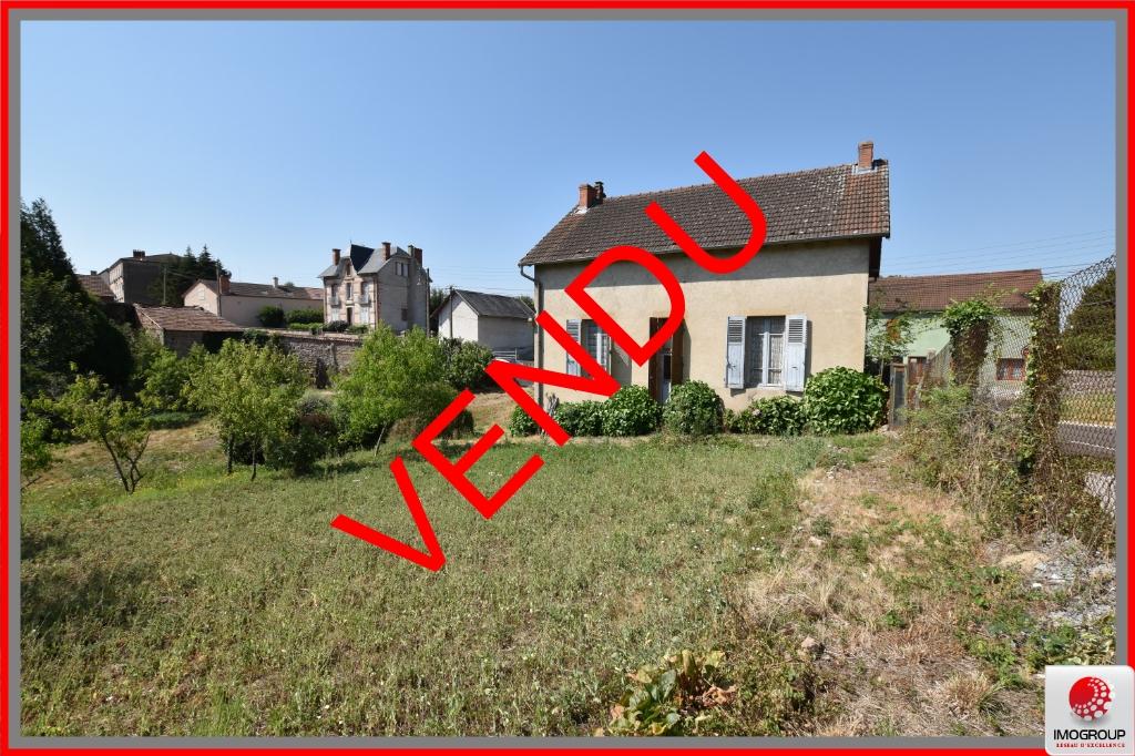 Vente Maison de 4 pièces 140 m² - LAPALISSE 03120   IMOGROUP LAPALISSE - IMOGROUP photo1