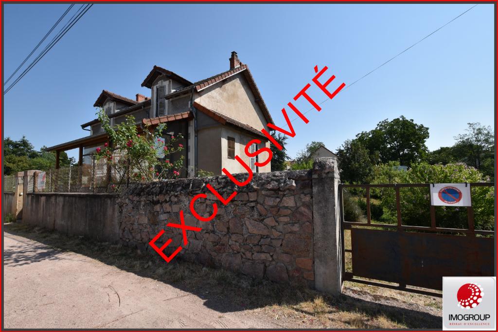 Vente Maison de 4 pièces 140 m² - LAPALISSE 03120   IMOGROUP LAPALISSE - IMOGROUP photo2