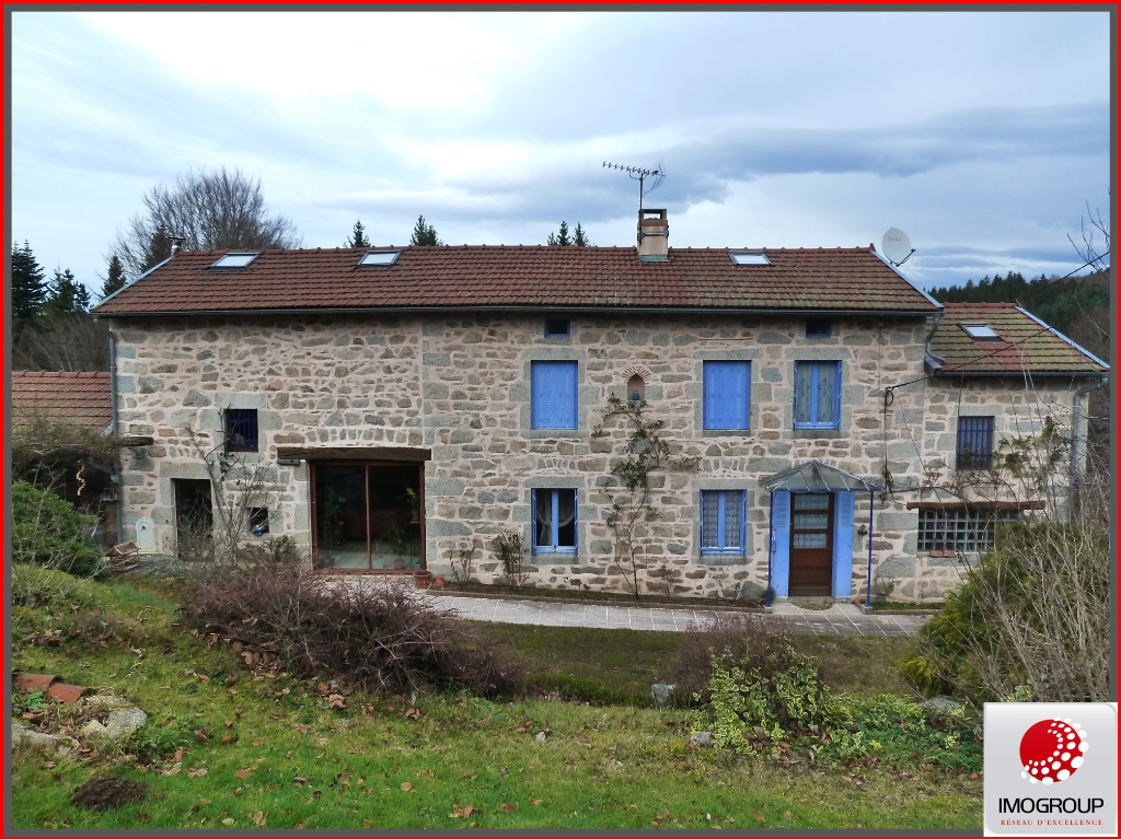 Vente Maison de 6 pièces 175 m² - SAINT NICOLAS DES BIEFS 03250 | IMOGROUP LAPALISSE - IMOGROUP photo1