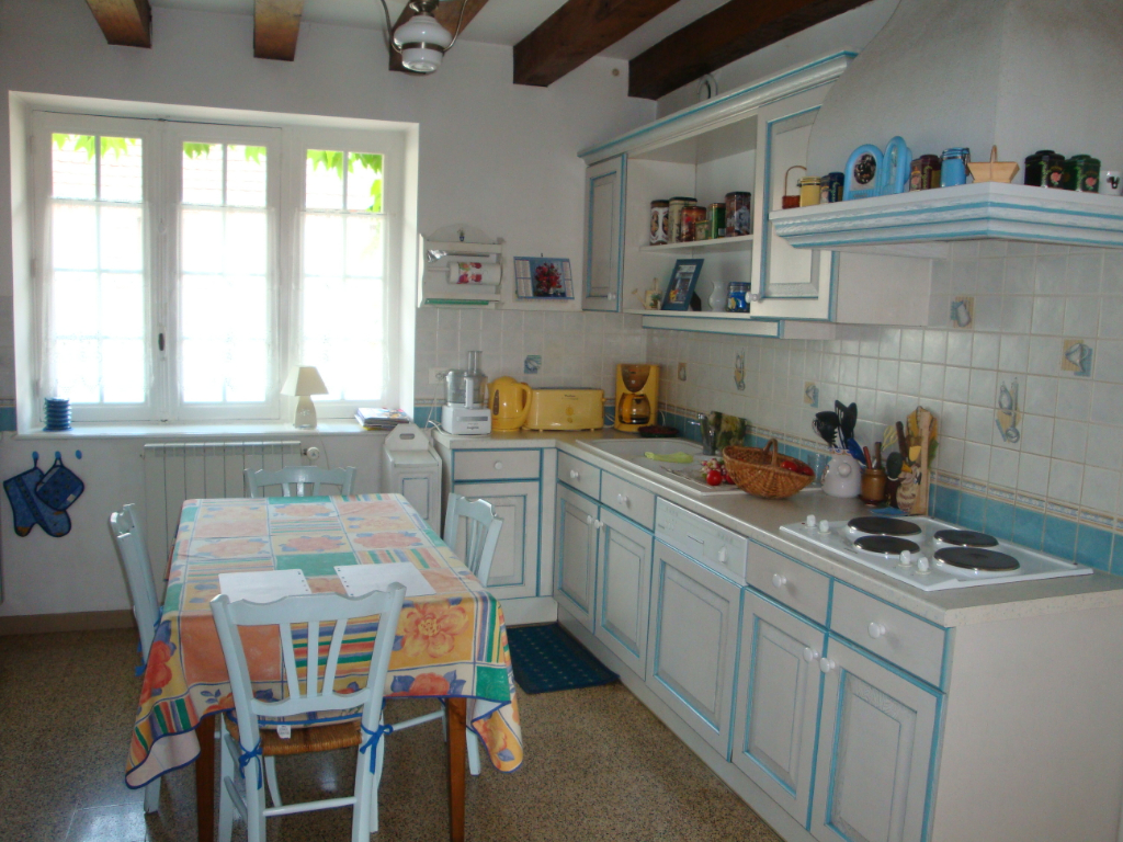 Vente Maison de 6 pièces 140 m² - JALIGNY SUR BESBRE 03220 | IMOGROUP LAPALISSE - IMOGROUP photo4