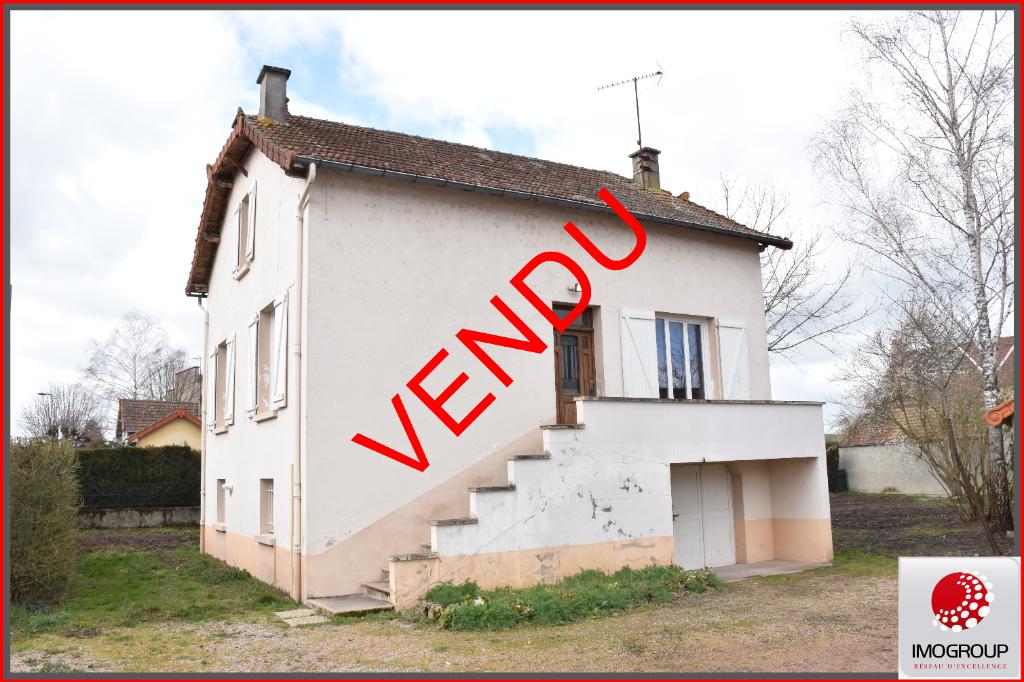 Vente Maison de 6 pièces 100 m² - LAPALISSE 03120 | IMOGROUP LAPALISSE - IMOGROUP photo1