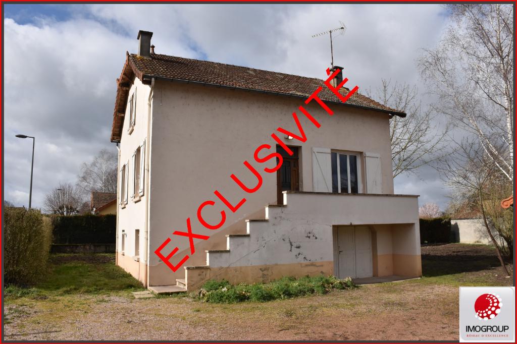Vente Maison de 6 pièces 100 m² - LAPALISSE 03120 | IMOGROUP LAPALISSE - IMOGROUP photo2