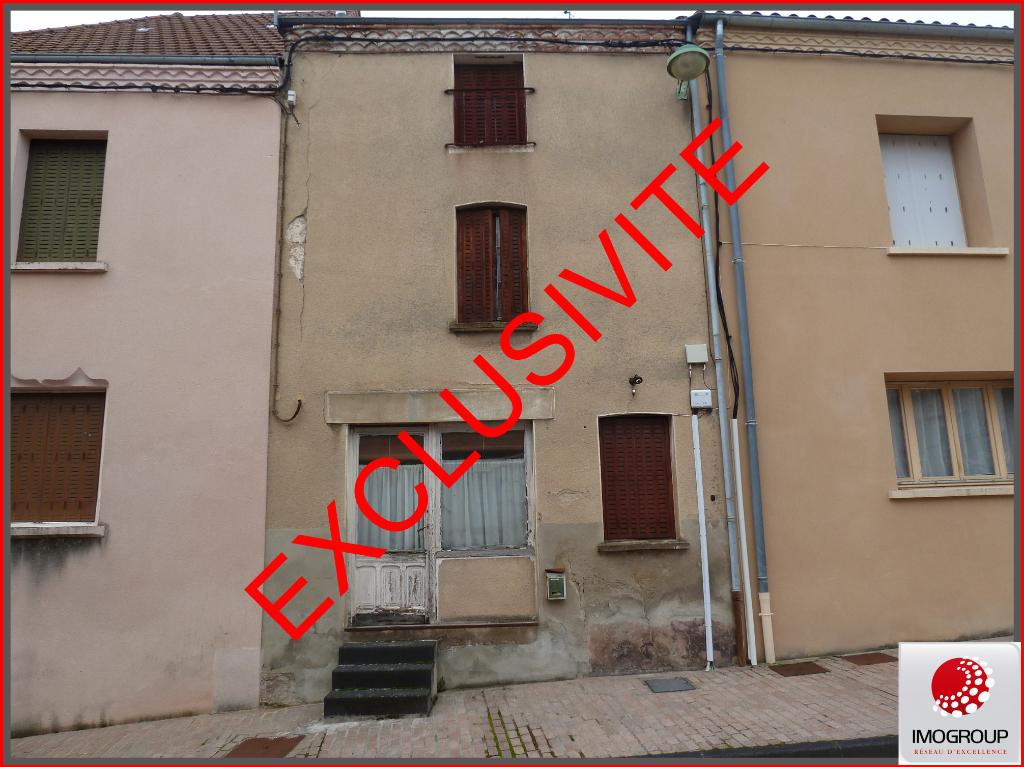 Vente Maison de 6 pièces 115 m² - SAINT MARTIN D ESTREAUX 42620 | IMOGROUP LAPALISSE - IMOGROUP photo1