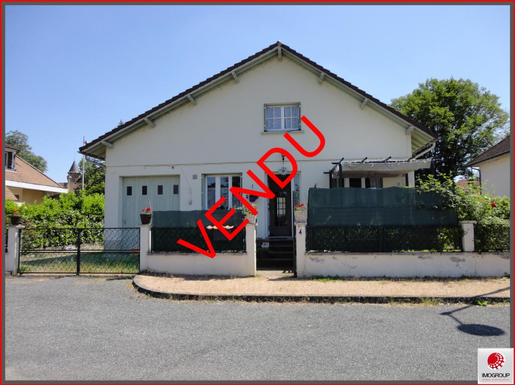 Vente Maison de 5 pièces 100 m² - LAPALISSE 03120 | IMOGROUP LAPALISSE - IMOGROUP photo1