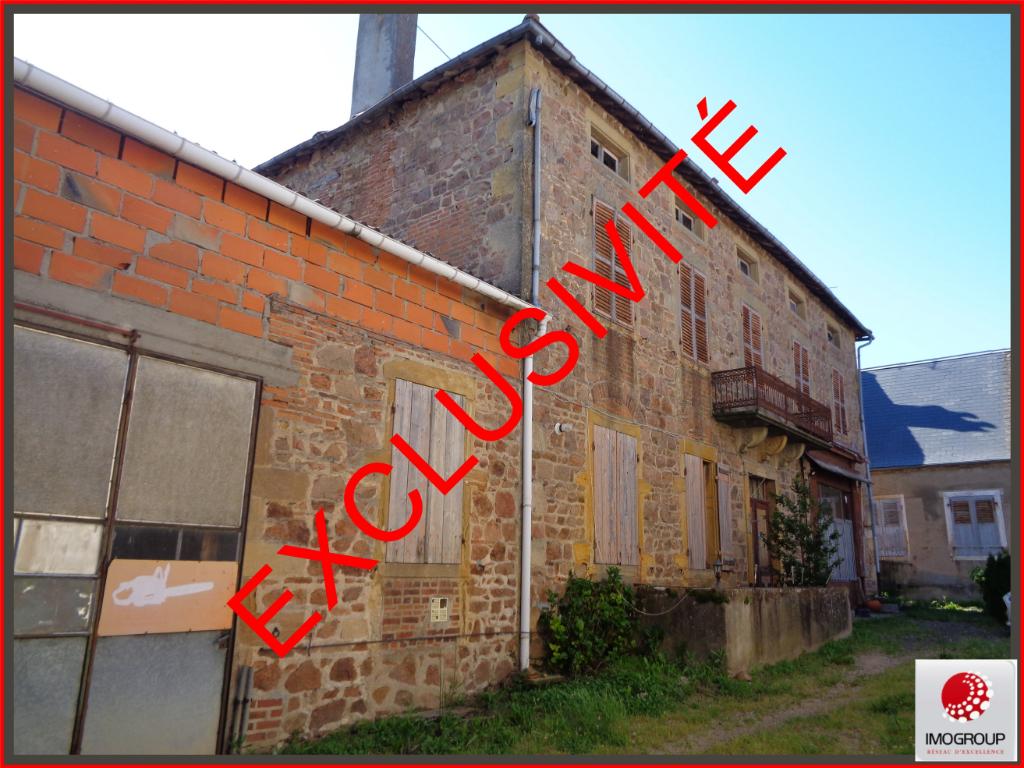 Vente Maison de 7 pièces 160 m² - LE DONJON 03130   IMOGROUP LAPALISSE - IMOGROUP photo2