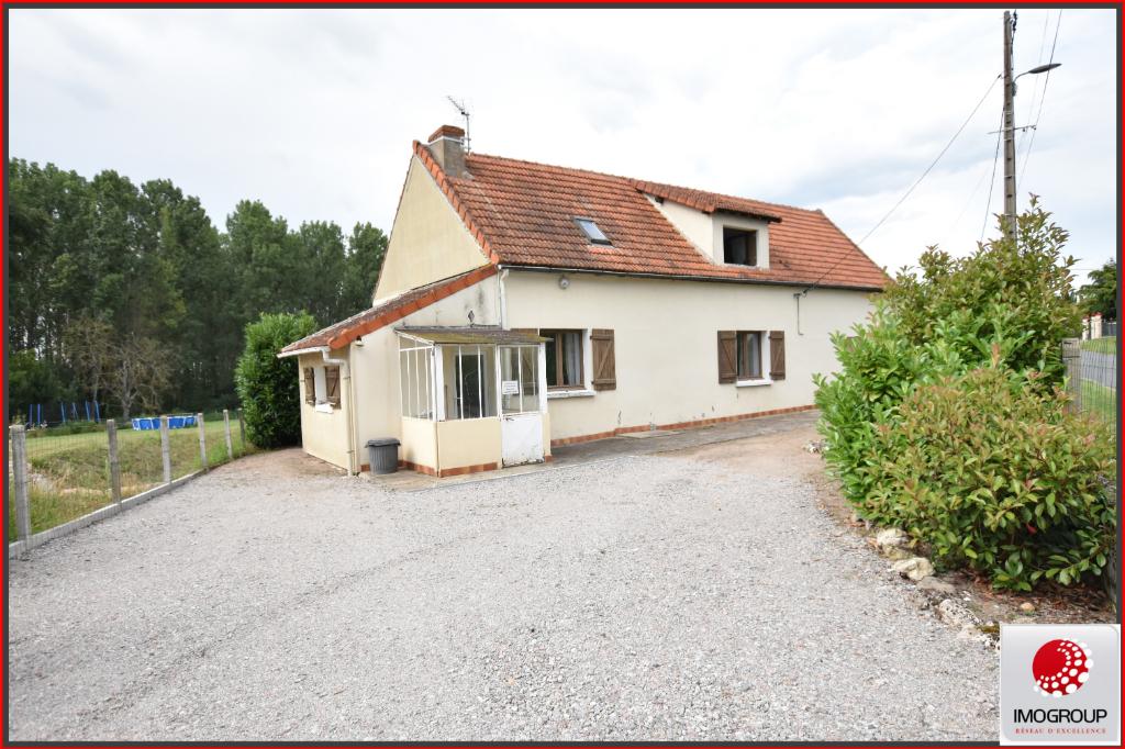 Vente Maison de 3 pièces 129 m² - RONGERES 03150 | IMOGROUP LAPALISSE - IMOGROUP photo2