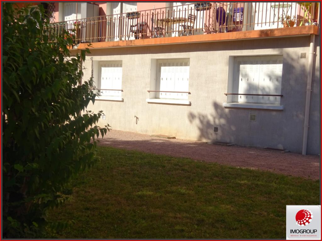 Vente Appartement de 3 pièces 48 m² - VARENNES SUR ALLIER 03150 | IMOGROUP LAPALISSE - IMOGROUP photo1