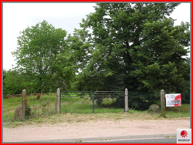 Vente Terrain de 1700 m² - LAPALISSE 03120 | IMOGROUP LAPALISSE - IMOGROUP photo1