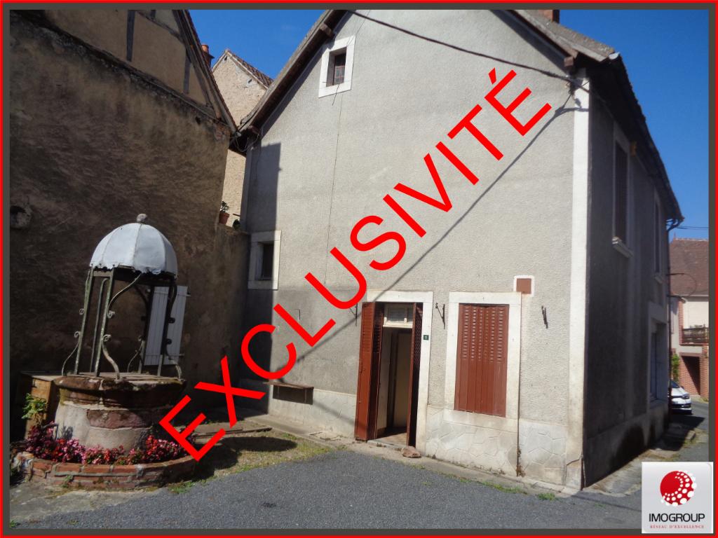 Vente Maison de 7 pièces 80 m² - JALIGNY SUR BESBRE 03220   IMOGROUP LAPALISSE - IMOGROUP photo1